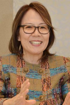 平林美枝子氏